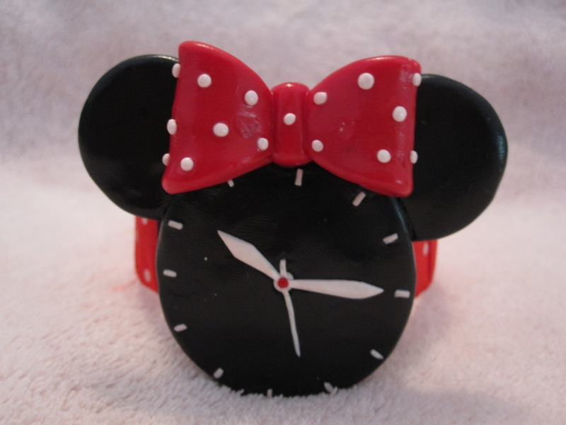 Bratara Ceas Minnie Mouse Accesorii Cu Personalitate