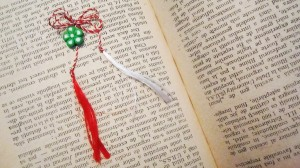 martisor floare-verde